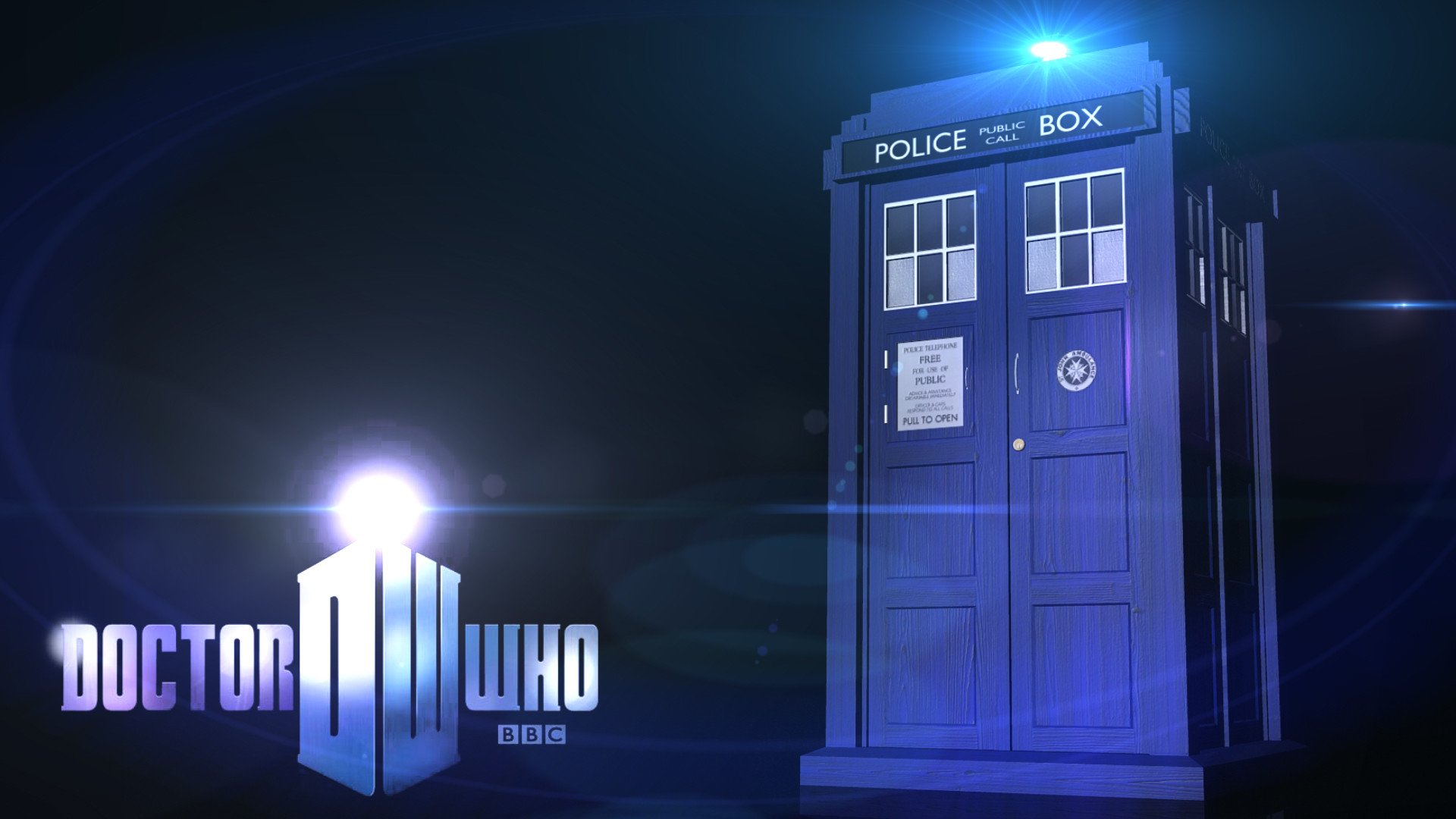 Doctor Who Wallpaper Tardis 44479