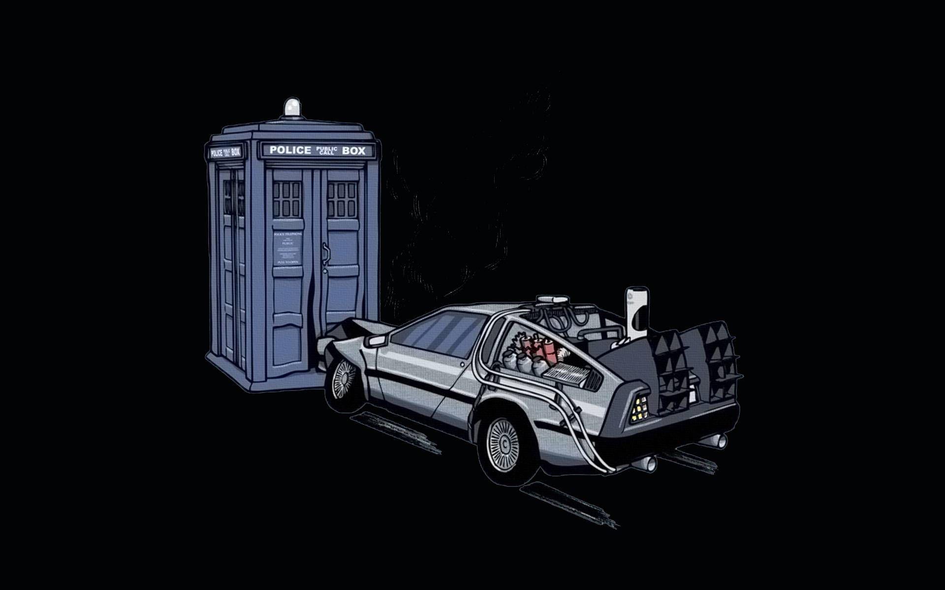 TARDIS Wallpapers (38 Wallpapers)