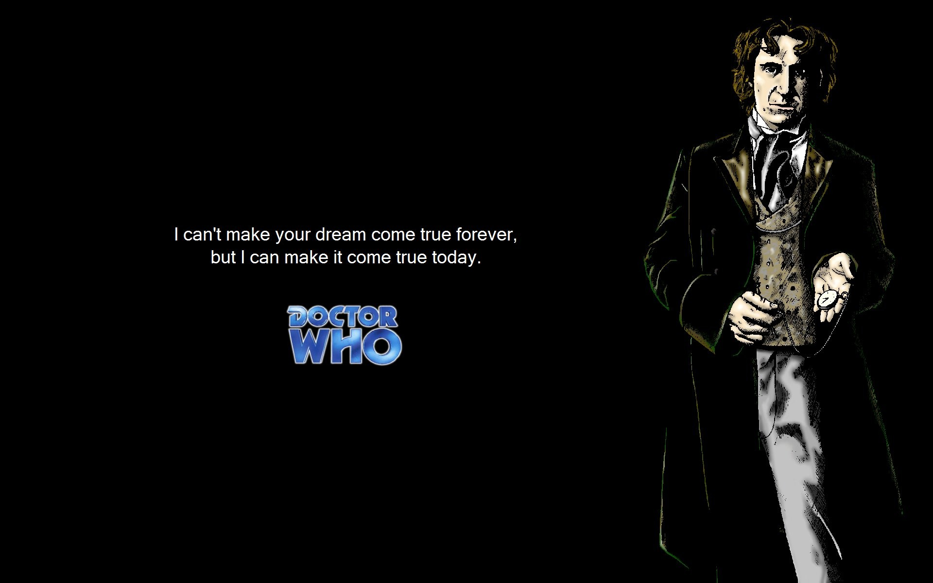 Quotes Paul McGann Doctor Who Eighth Doctor wallpaper | | 300278  | WallpaperUP