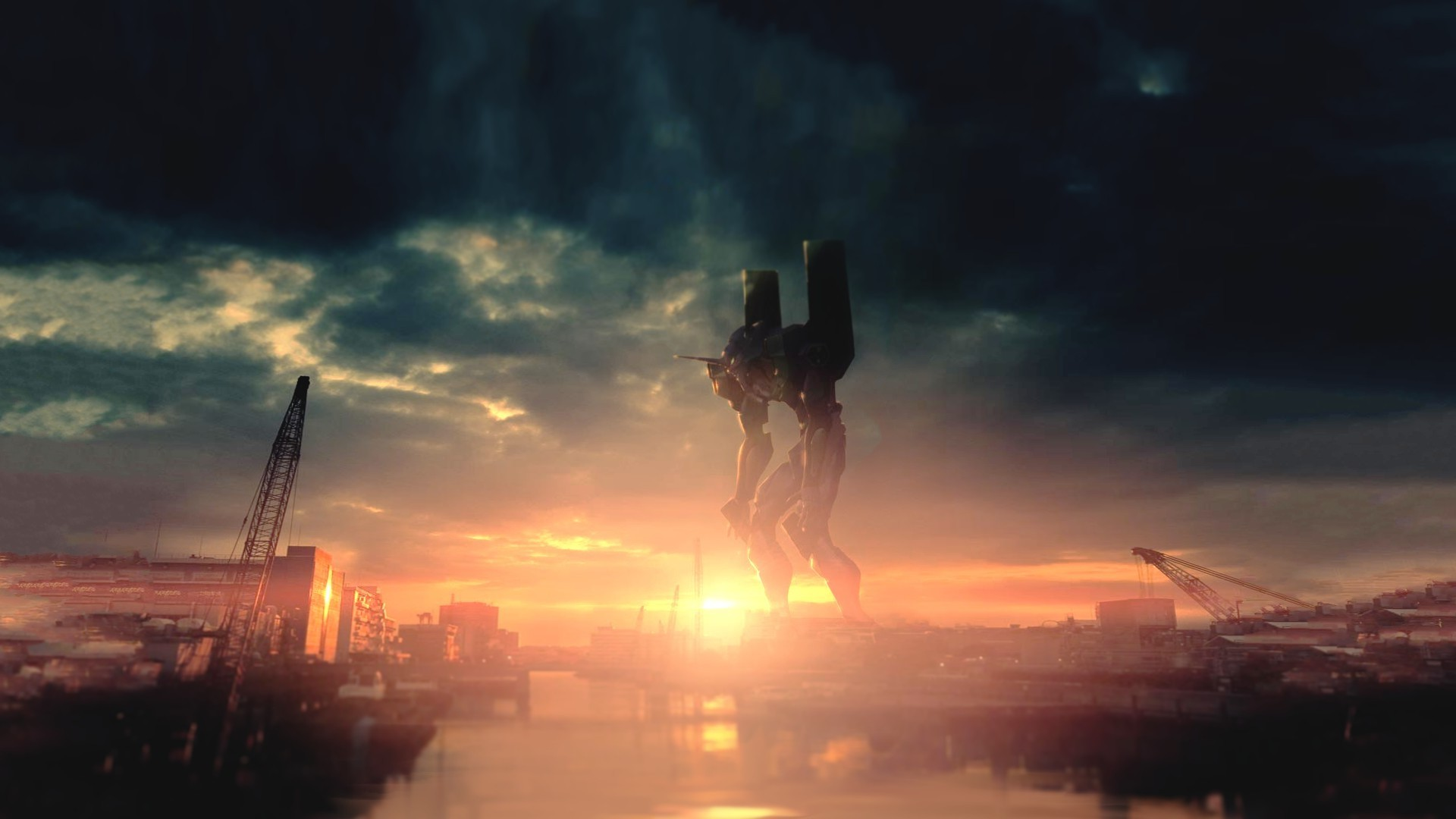 EVA Unit 01, Neon Genesis Evangelion, Anime Wallpapers HD / Desktop and  Mobile Backgrounds