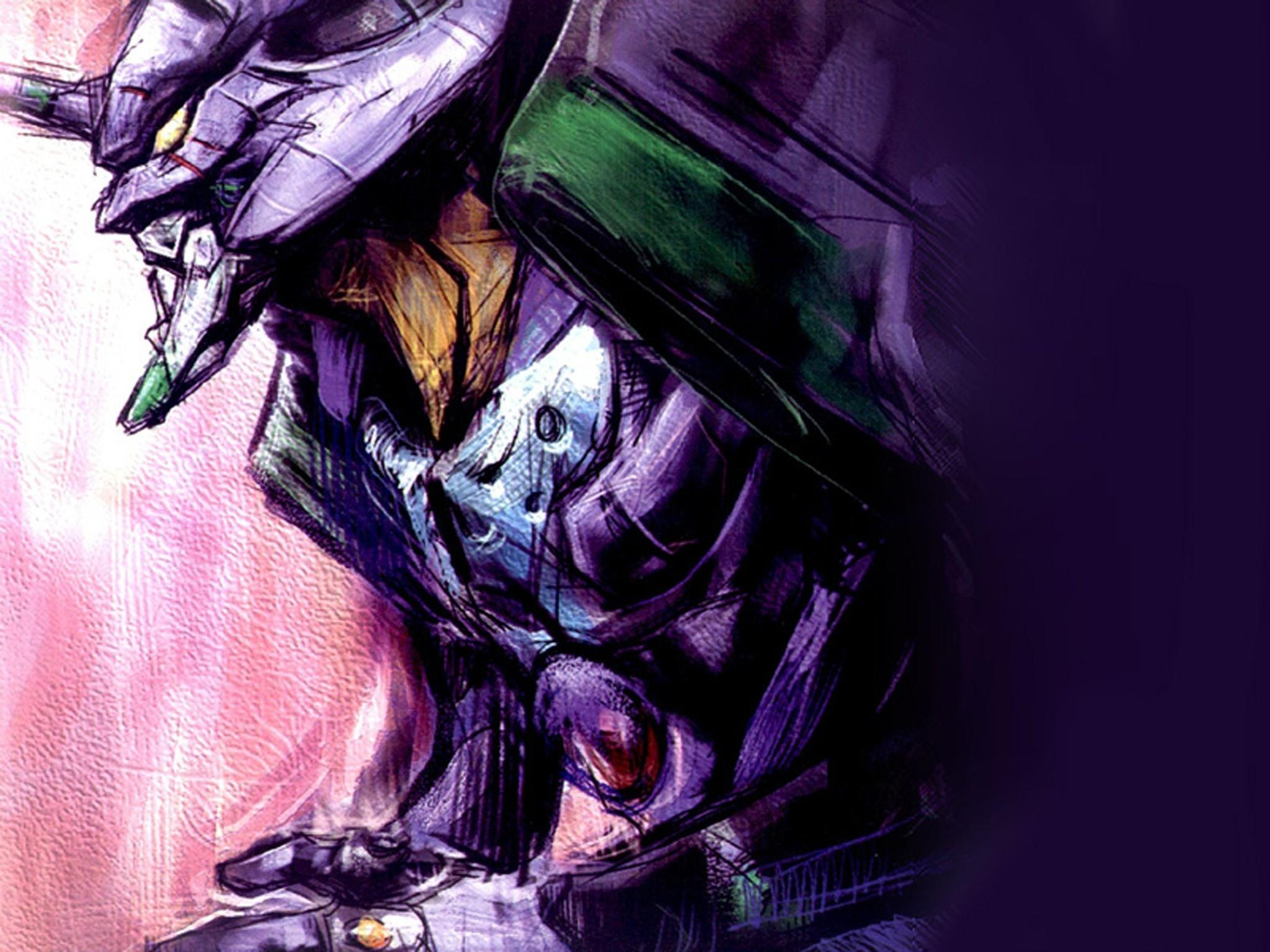 EVA Unit 01, Neon Genesis Evangelion Wallpapers HD / Desktop and Mobile  Backgrounds