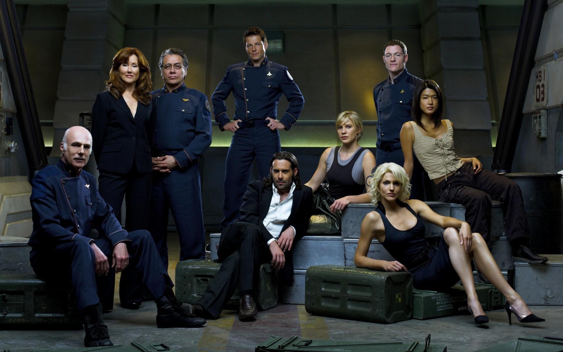 Battlestar Galactica · HD Wallpaper | Background ID:65088