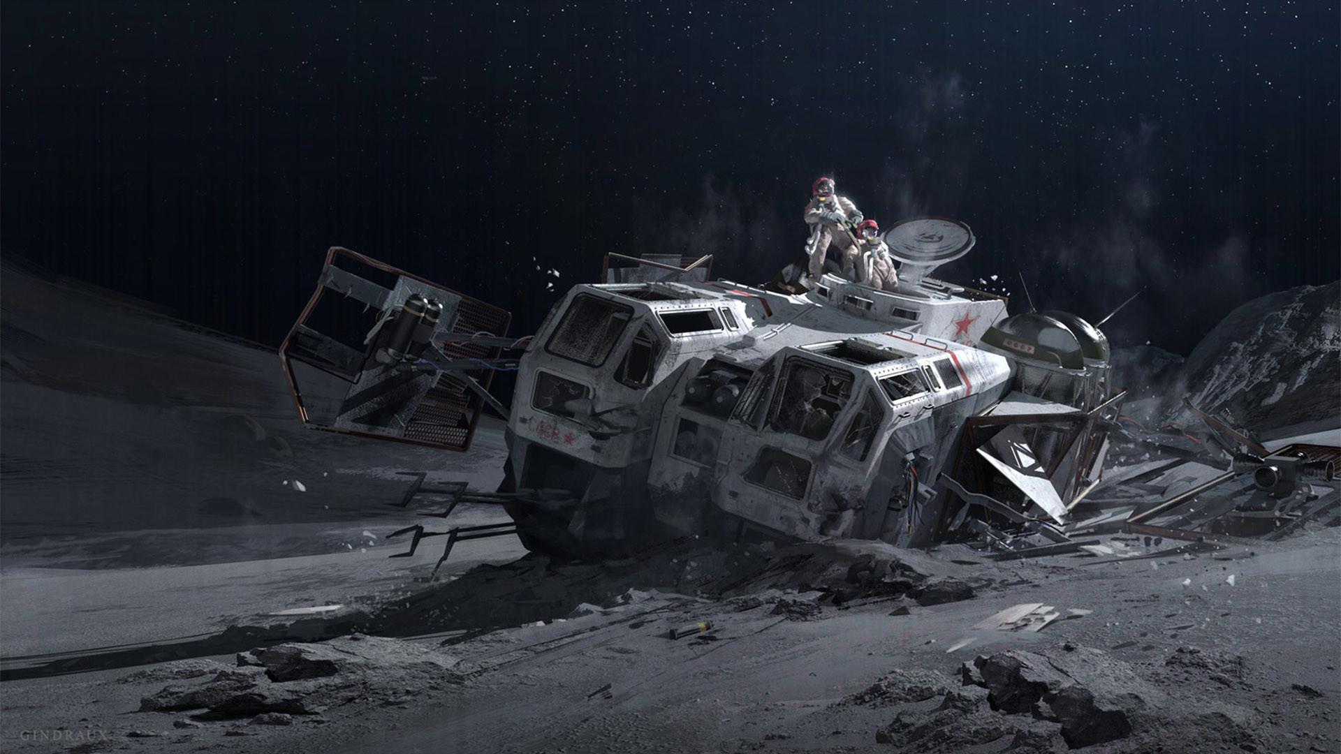 Space or Sci-fi Wallpaper