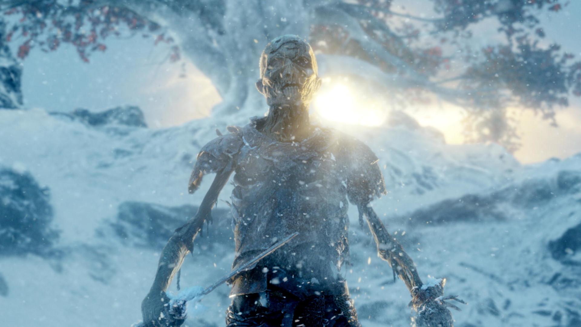 TV Show Game Of Thrones White Walker Wallpaper
