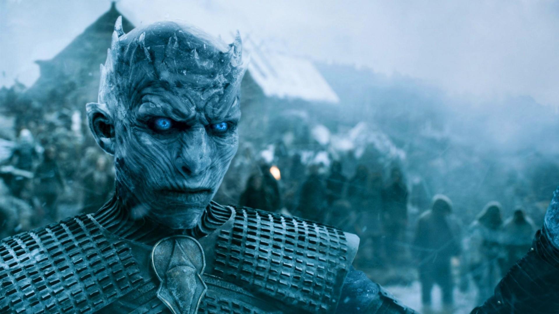 Game Of Thrones White Walker King