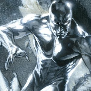 Silver Surfer Wallpaper HD