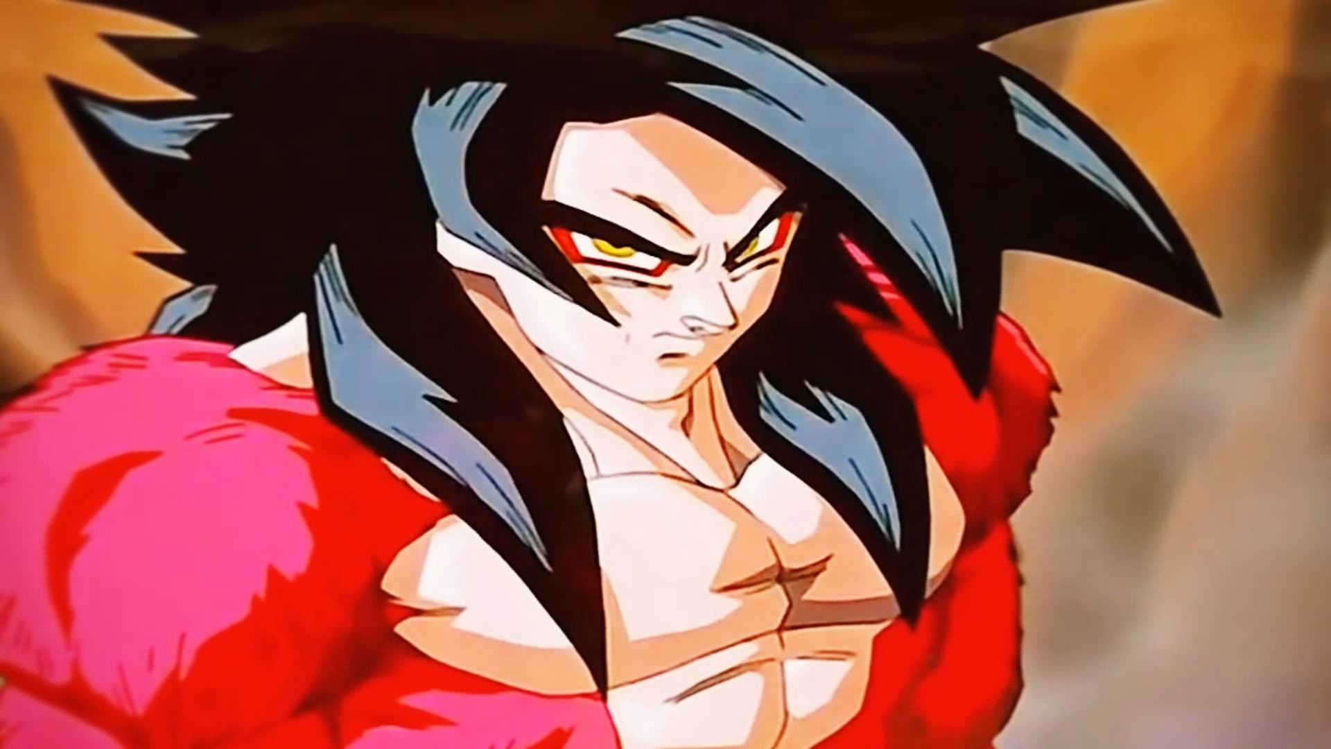 [ SSJ4 Goku vs Baby Vegeta ] Faceless – YouTube