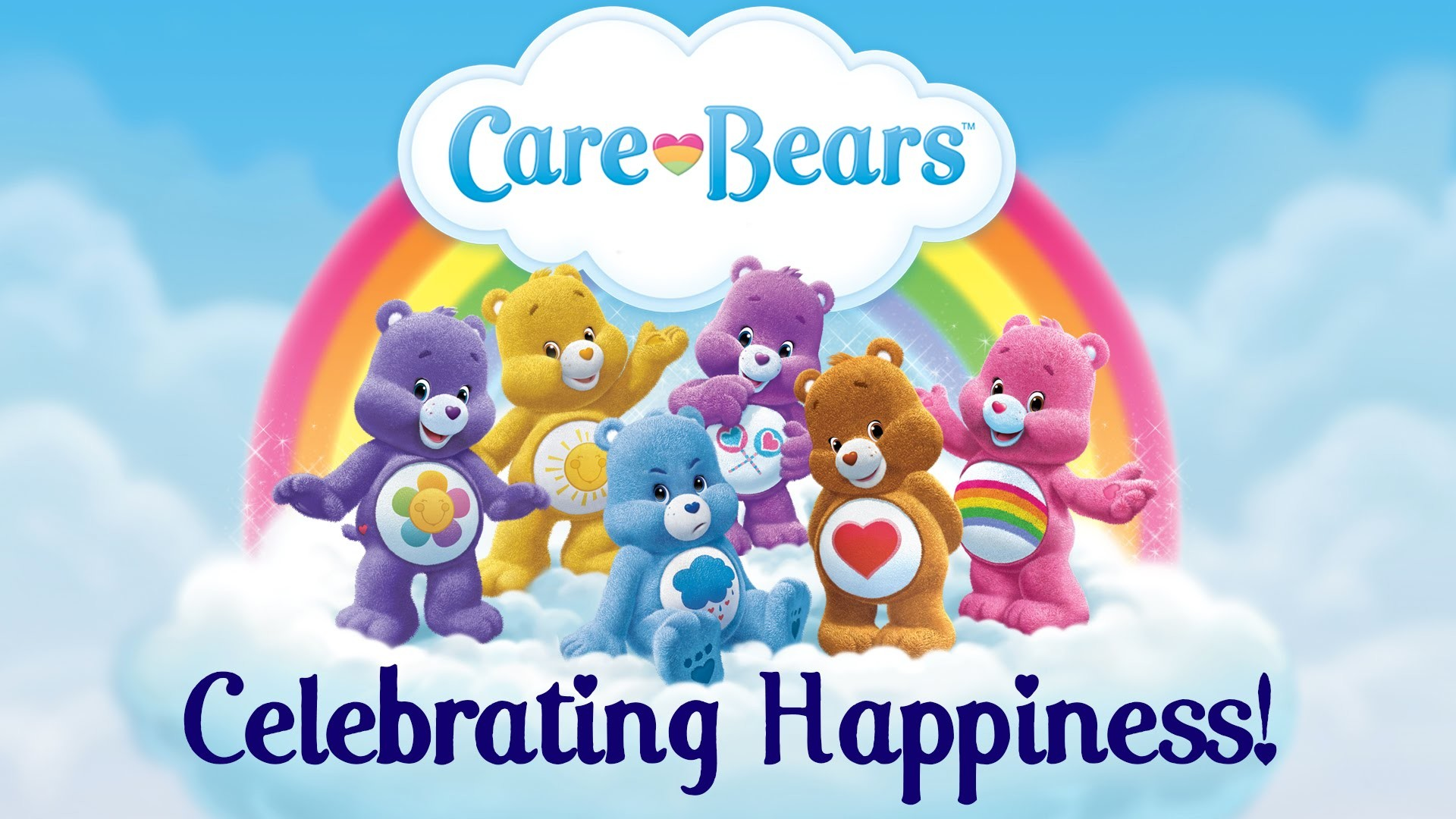 Celebrating Happiness with the Care Bears! | HAPPIEST MOMENTS COMPILATION –  YouTube