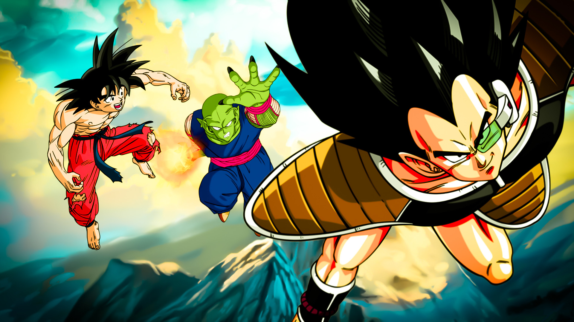 DBZ SS4 Goku vs Vegeta HD Wide Wallpaper for Widescreen (70 Wallpapers) –  HD Wallpapers