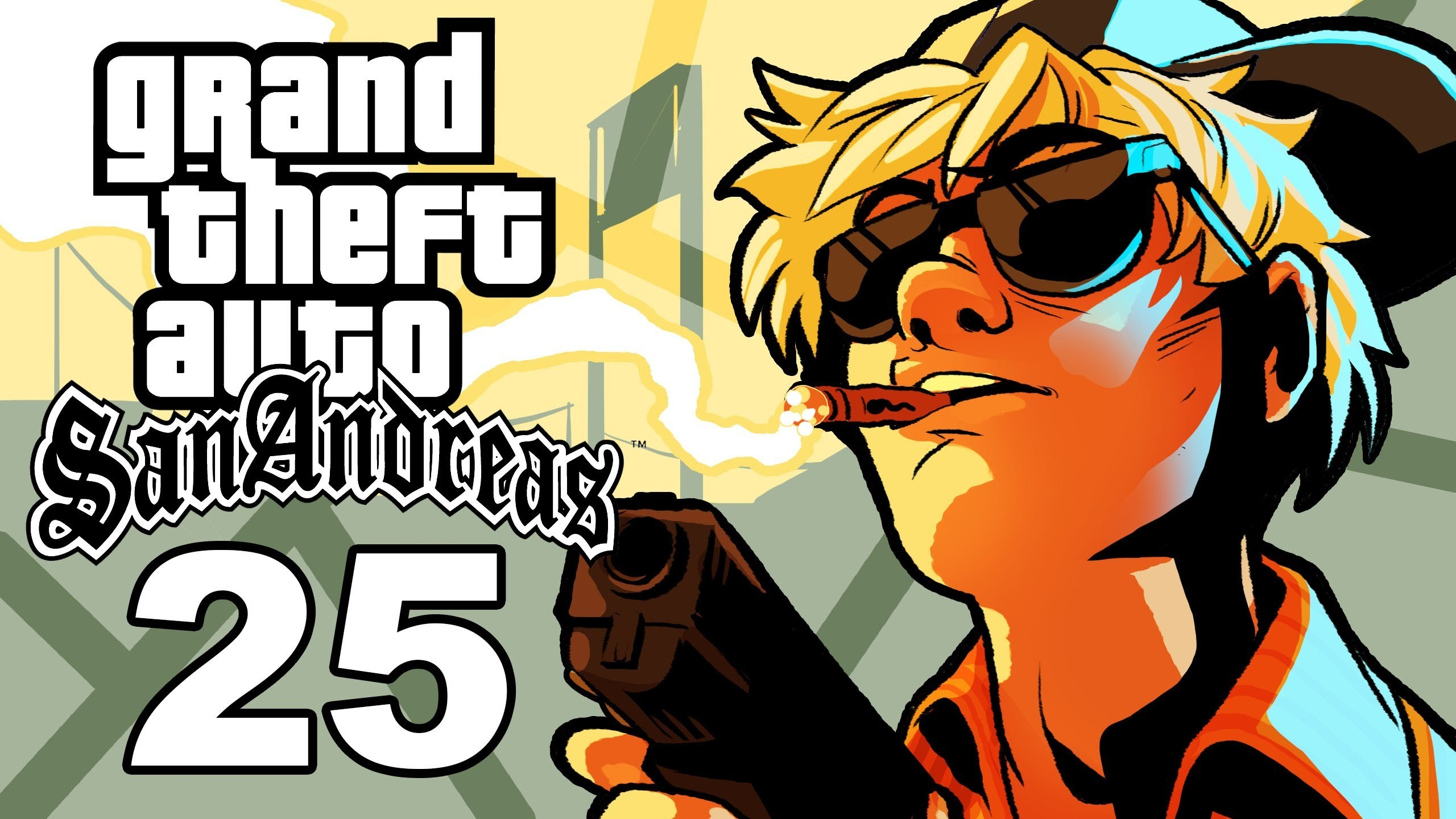 Grand Theft Auto San Andreas Gameplay / SSoHThrough Part 25 – Welcome to  the Boondocks