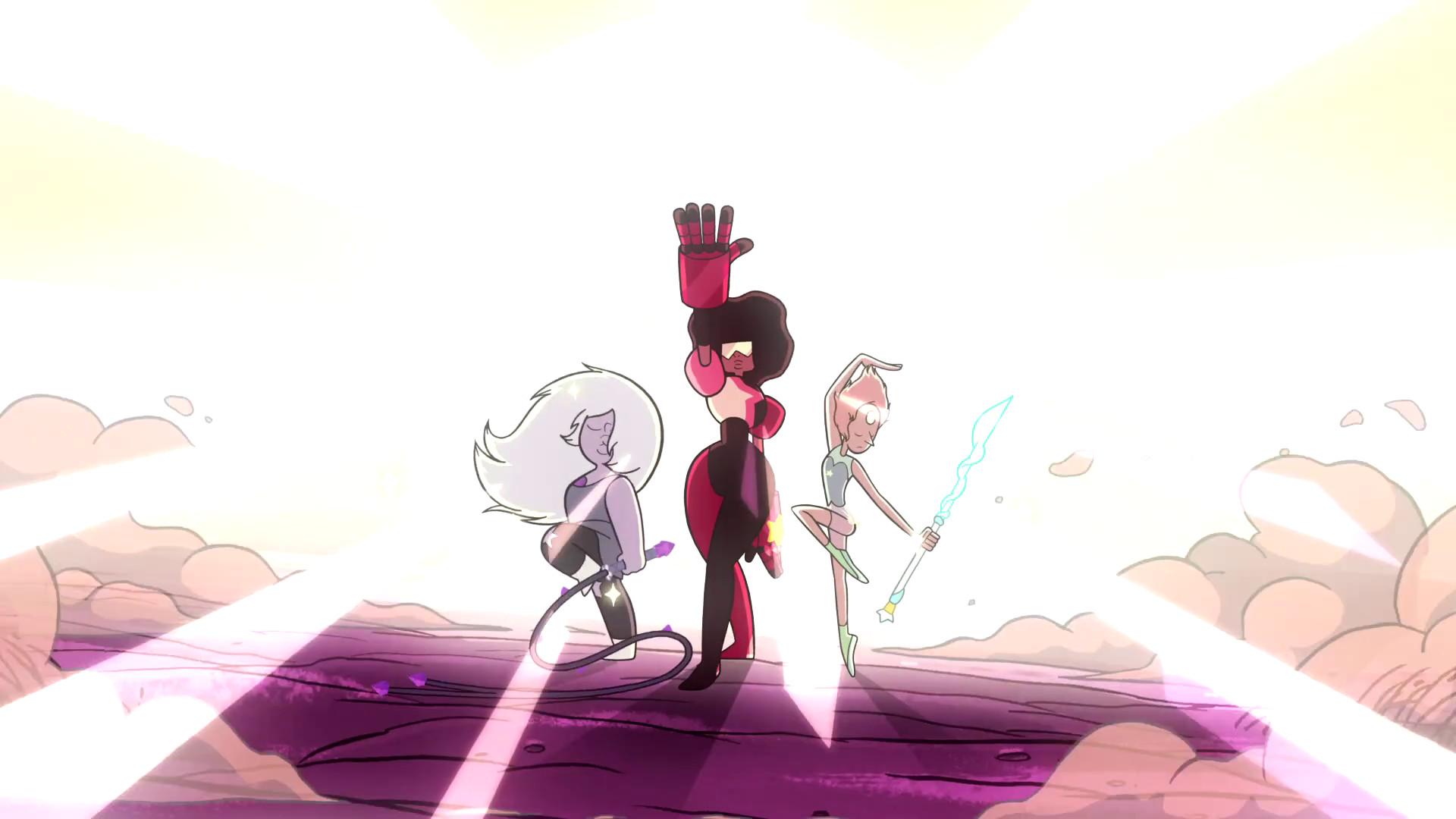 TV-program – Steven Universe Amethyst (Steven Universe) Pearl (Steven  Universe)