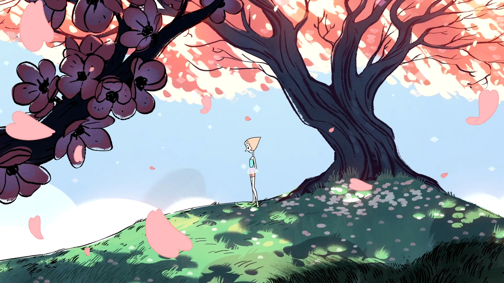 TV Show – Steven Universe Pearl (Steven Universe) Wallpaper