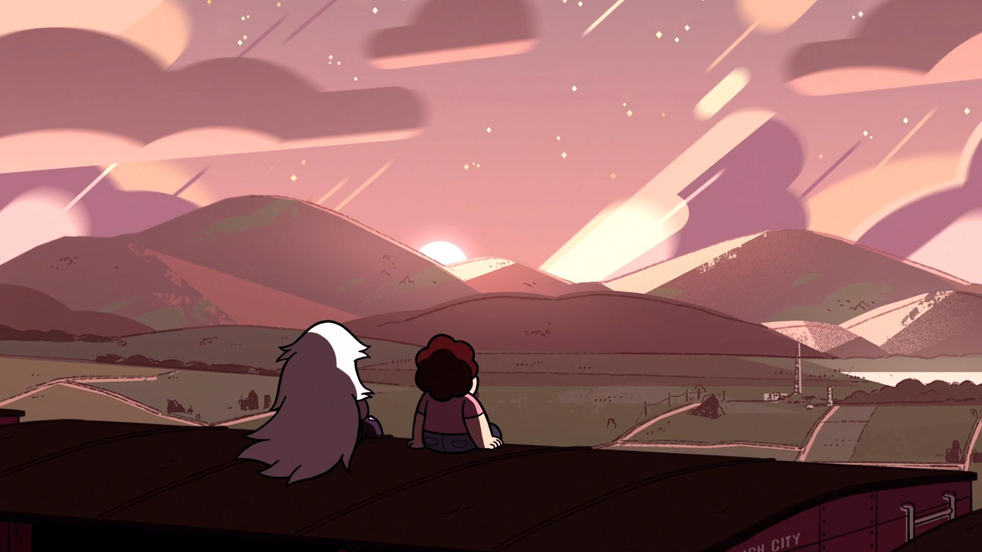 TV-program – Steven Universe Amethyst (Steven Universe) Steven (Steven  Universe)