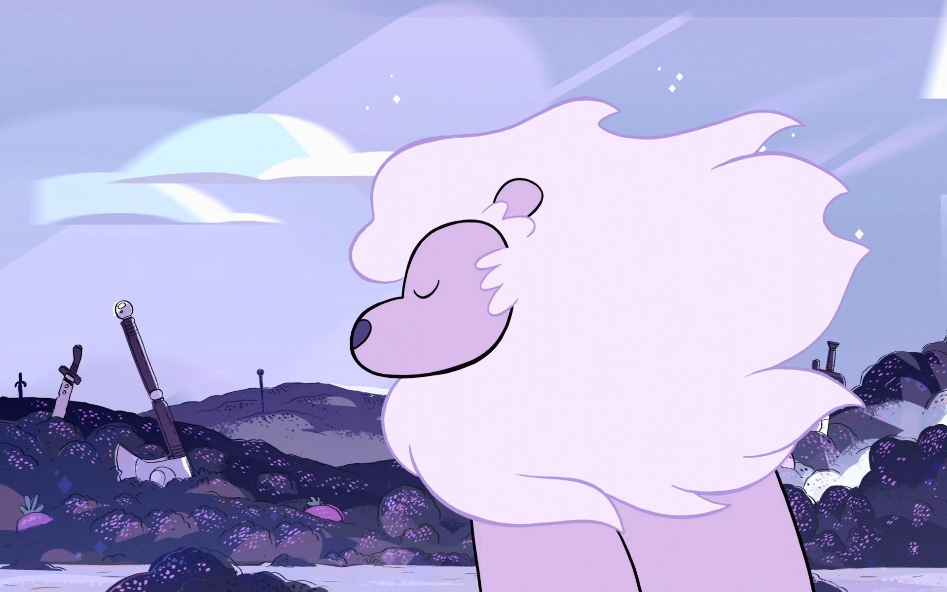TV Show – Steven Universe Lion Wallpaper