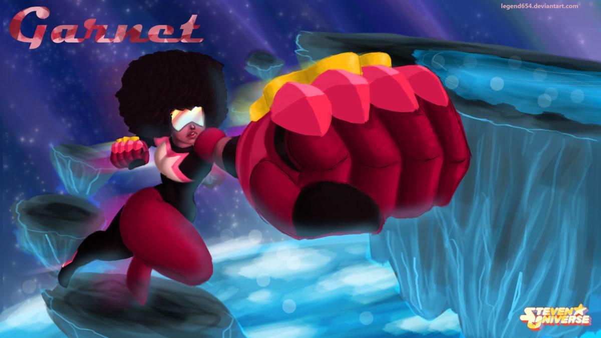 Garnet Steven Universe wallpaper