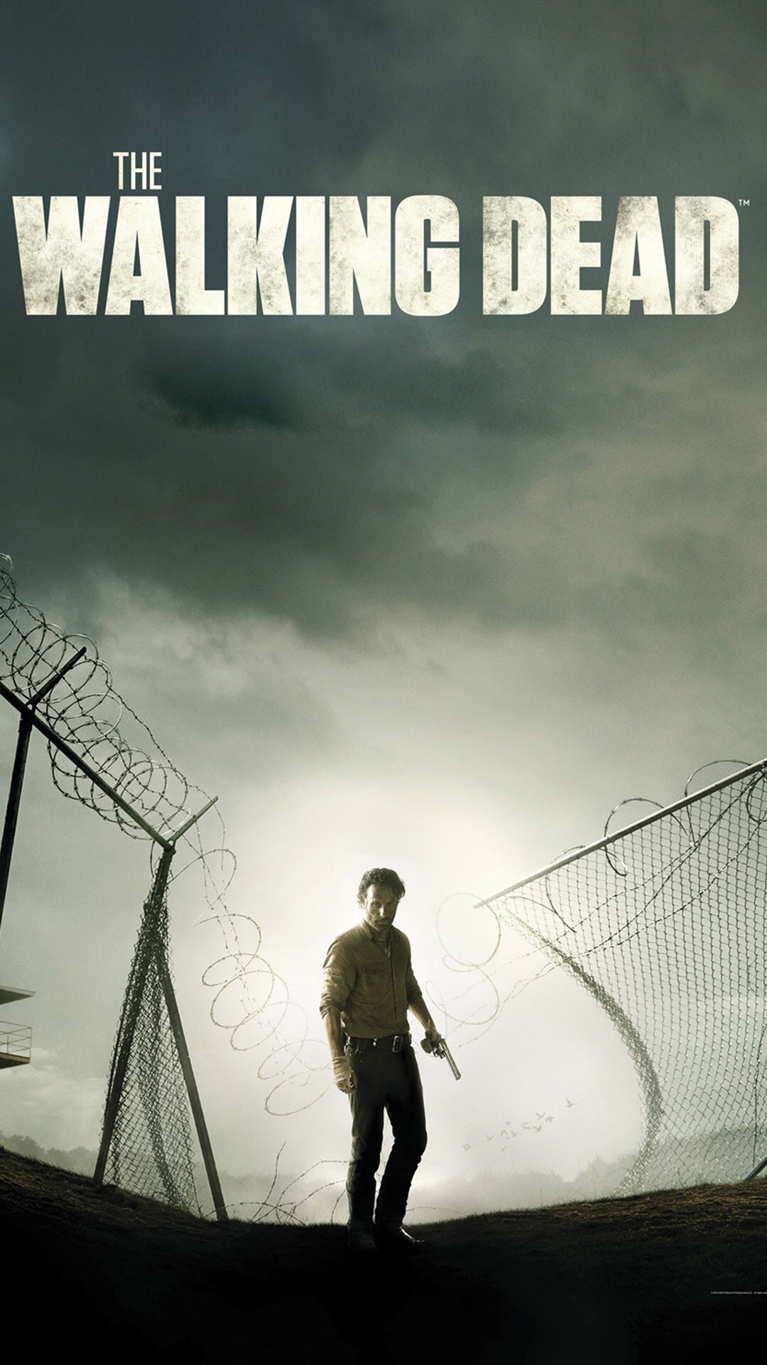 The Walking Dead iPhone wallpaper 5. Download: iPhone. The …