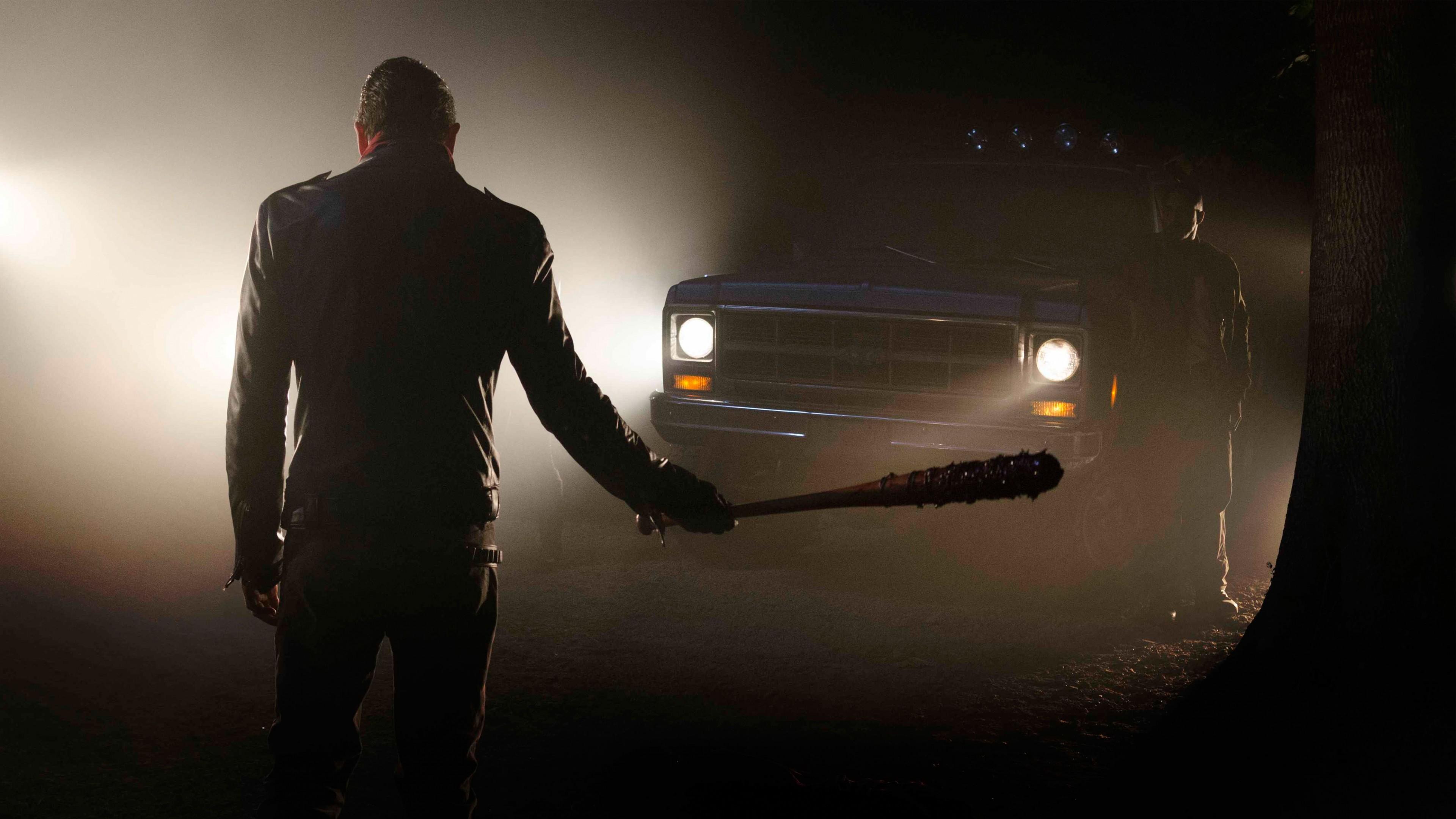 Tags: Negan, Lennie James, Jeffrey Dean Morgan, The Walking Dead …