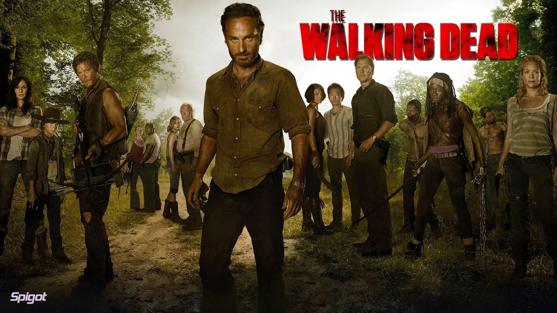 The Walking Dead Season 4 Wallpaper | Wallpaper Download