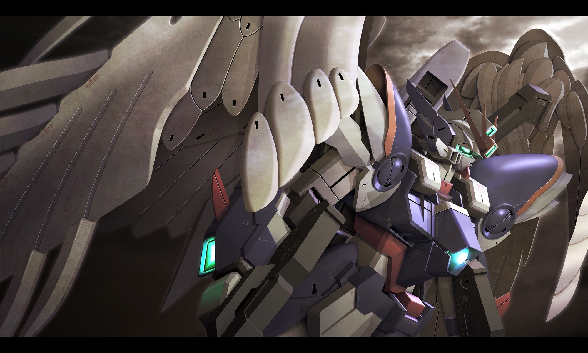 Gundam wing mecha mobile suit gundam tagme wallpaper     73270    WallpaperUP