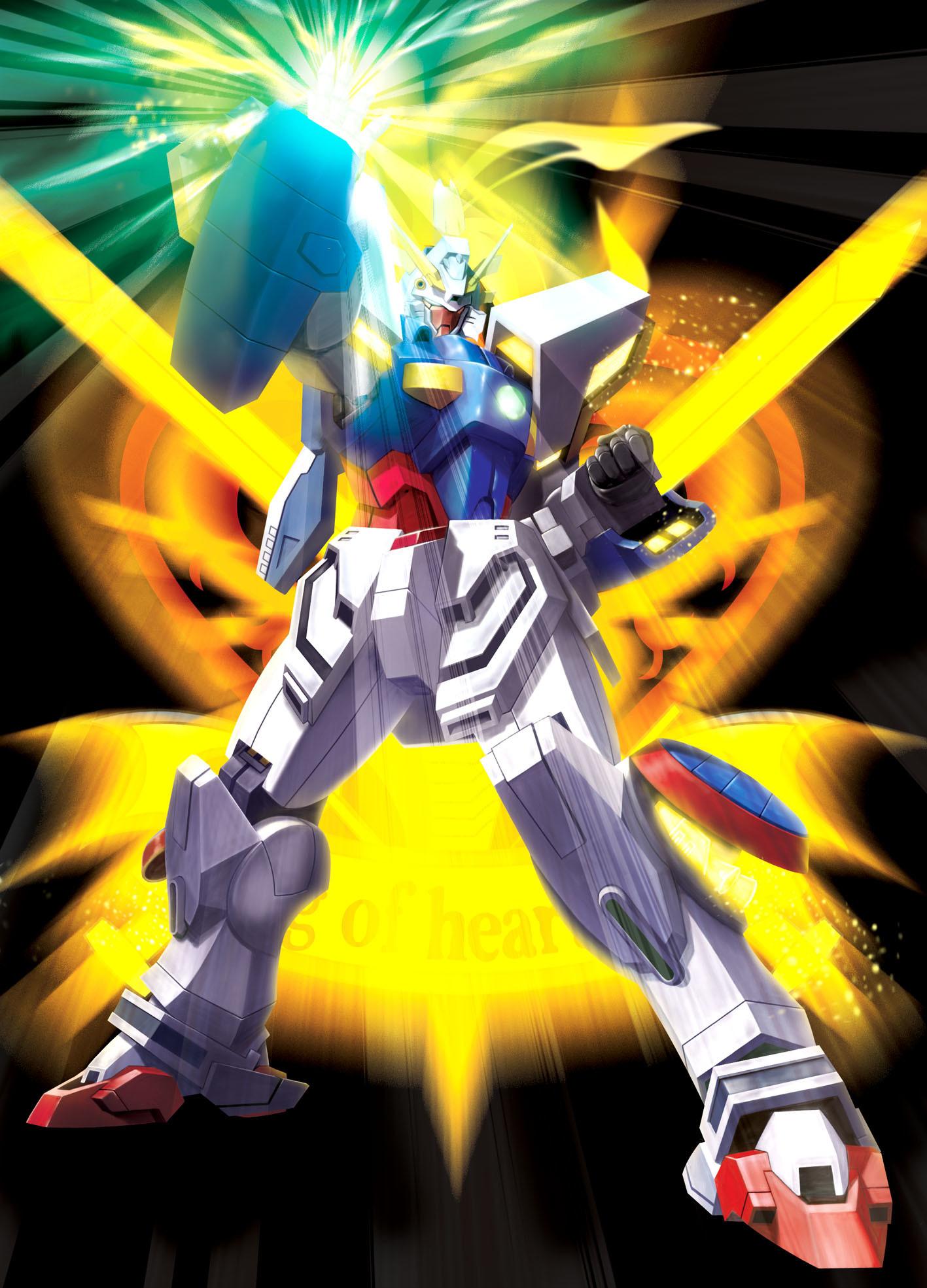 Shining Gundam · download Shining Gundam image