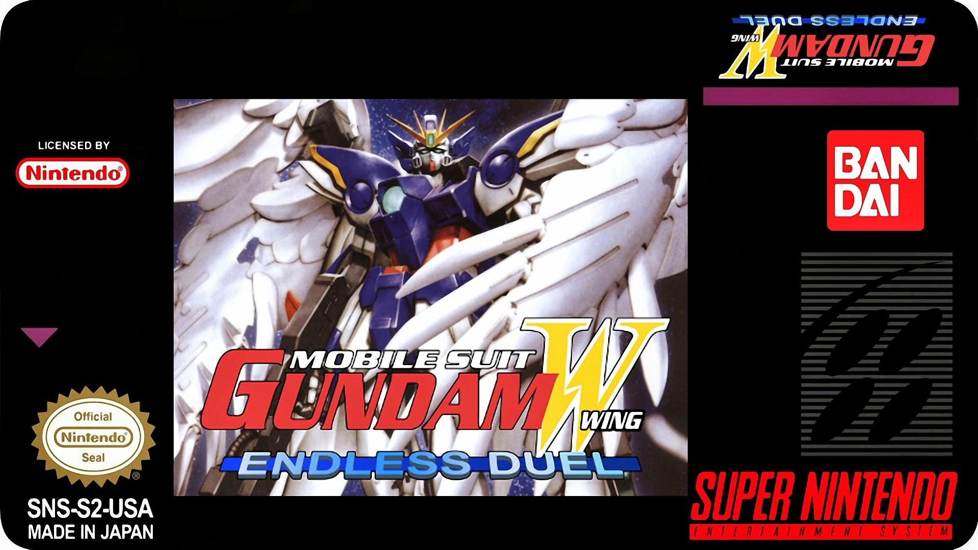 free screensaver wallpapers for gundam wing endless duel, (333 kB)
