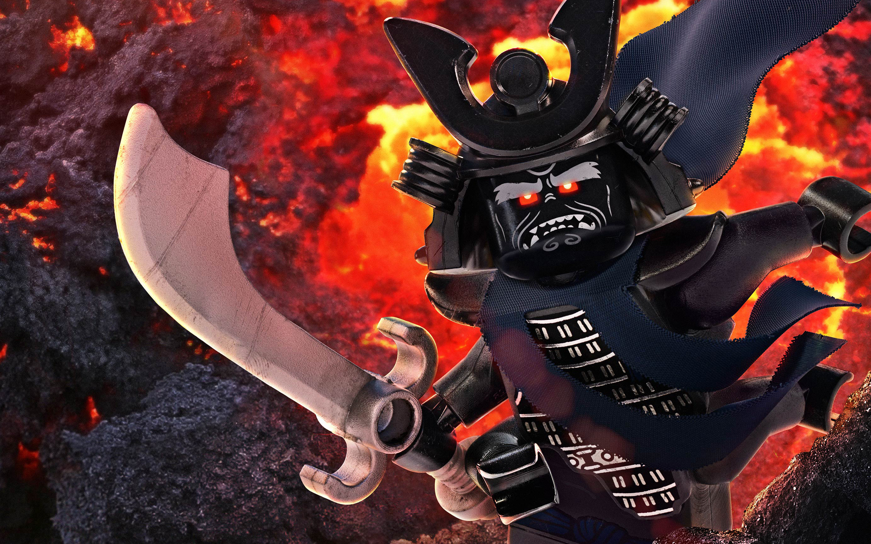 Garmadon Be Victorious The Lego Ninjago Movie 2017