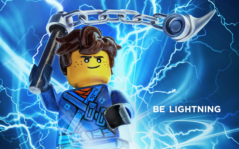 Jay Be Lightning The Lego Ninjago Movie 2017