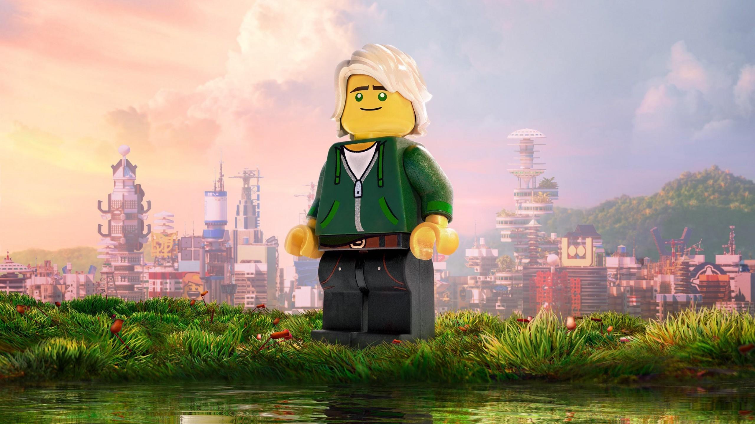 Movies / The LEGO Ninjago Movie Wallpaper