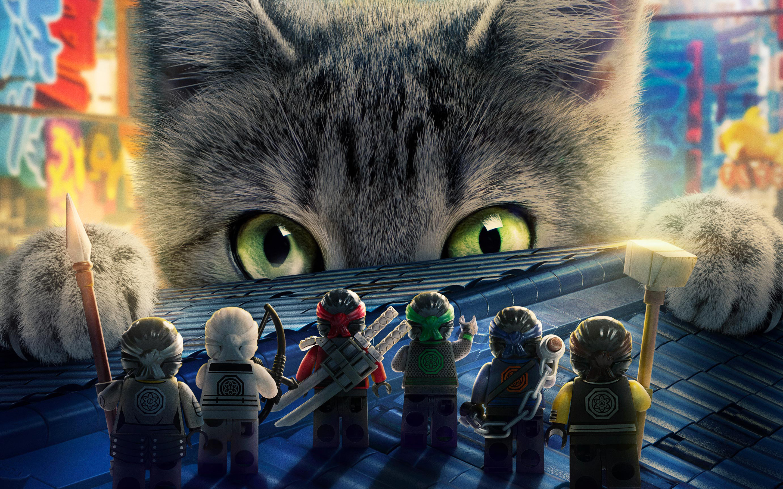 The LEGO Ninjago Movie 2017 HD