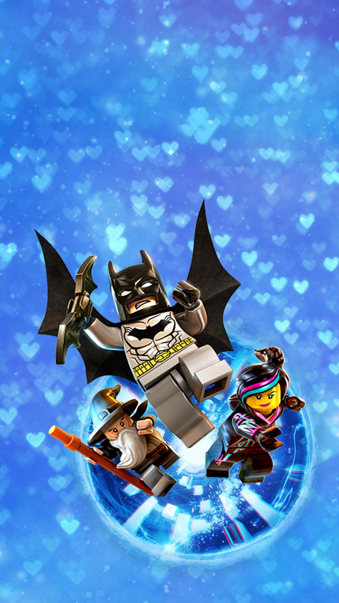 Trio Valentine Wallpaper Lego Dimensions