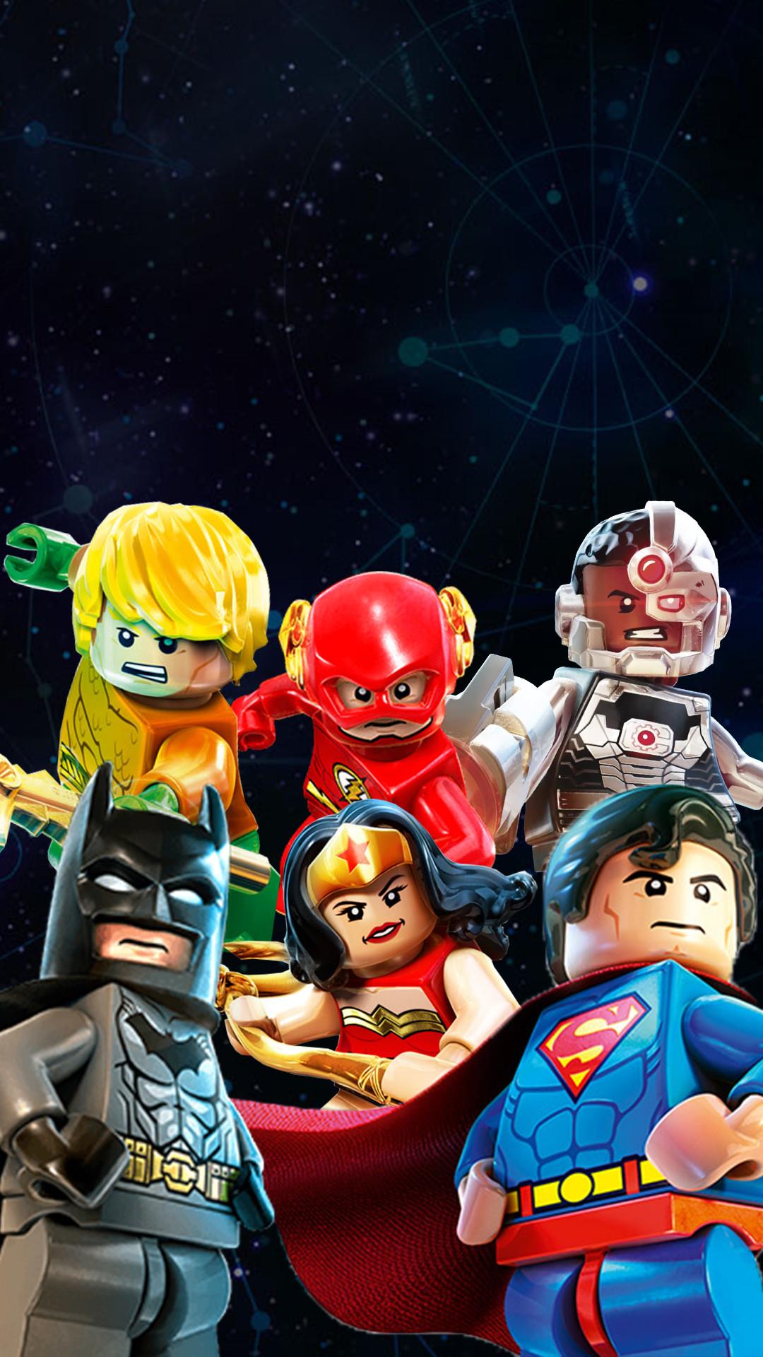 Lego Dimensions Wallpaper