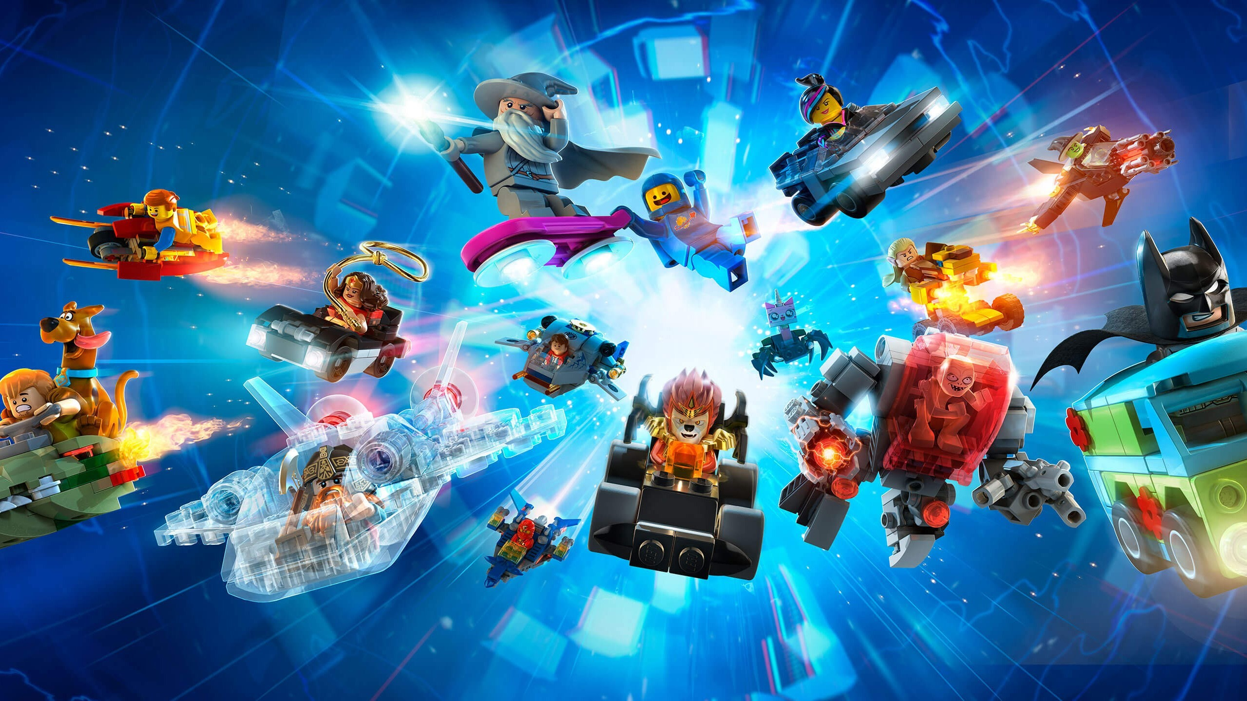 Across Ghostbusters, DC Comics, Doctor Who, Back to the Future, and LEGO  Ninjago a…