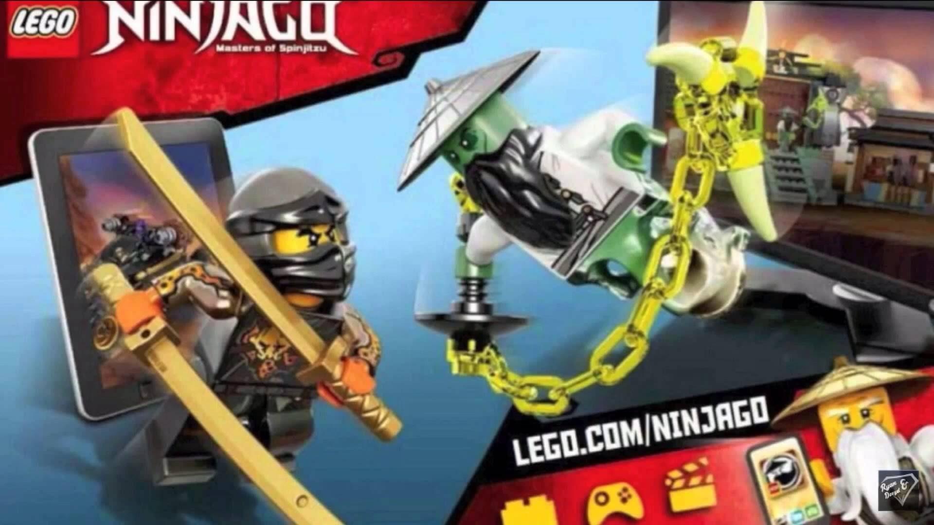 Ninjago Season 7 images | part 1