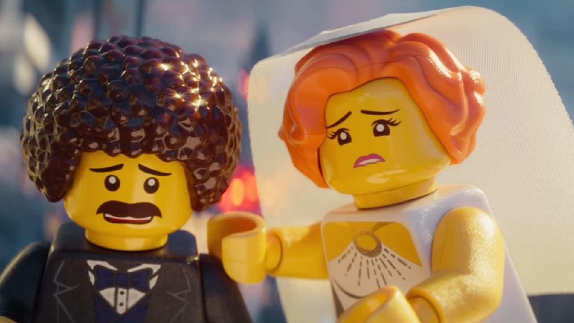 Animated Film The LEGO Ninjago Movie Wallpapers