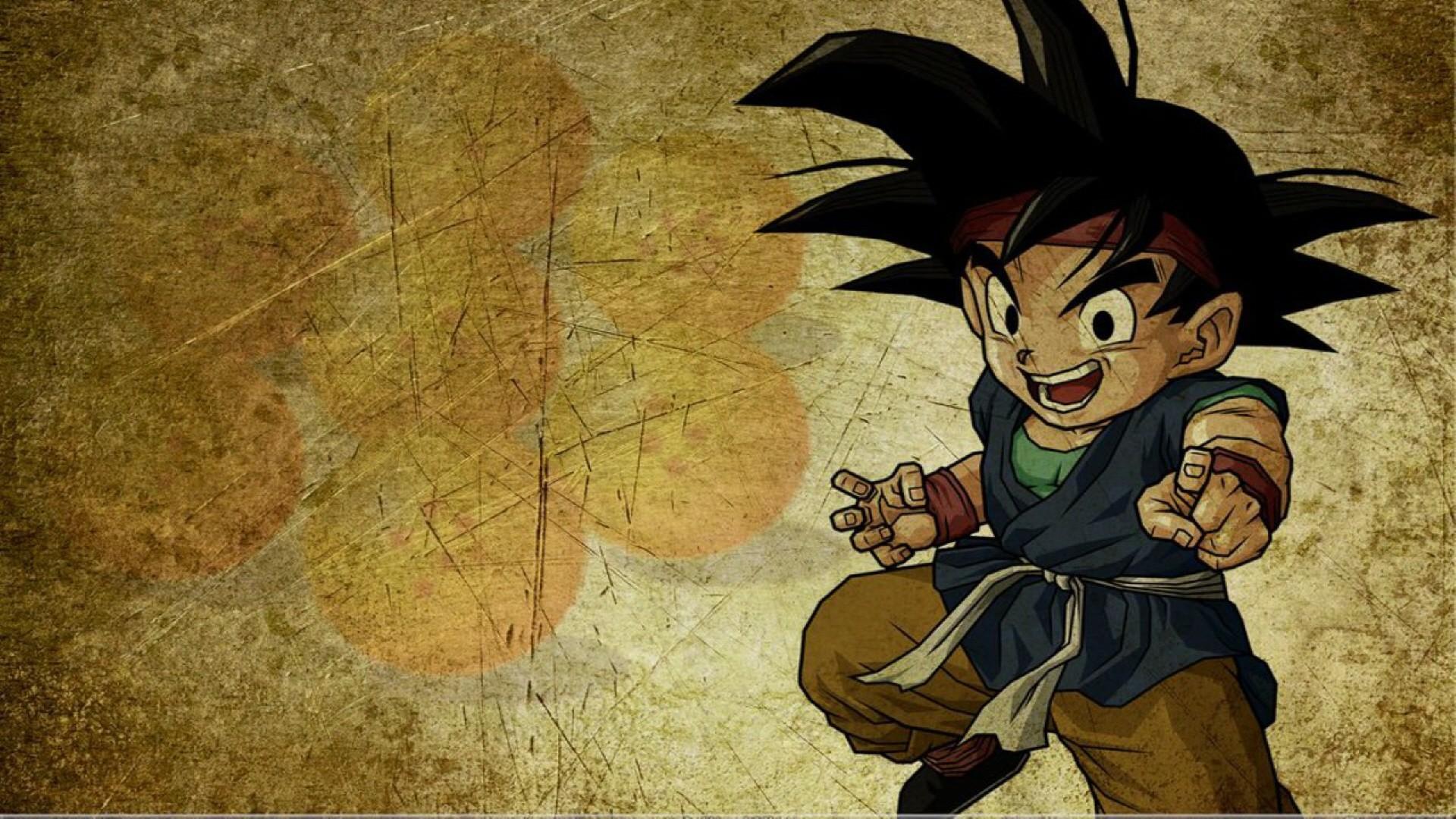 Dragon Ball Z Wallpapers Small Goku