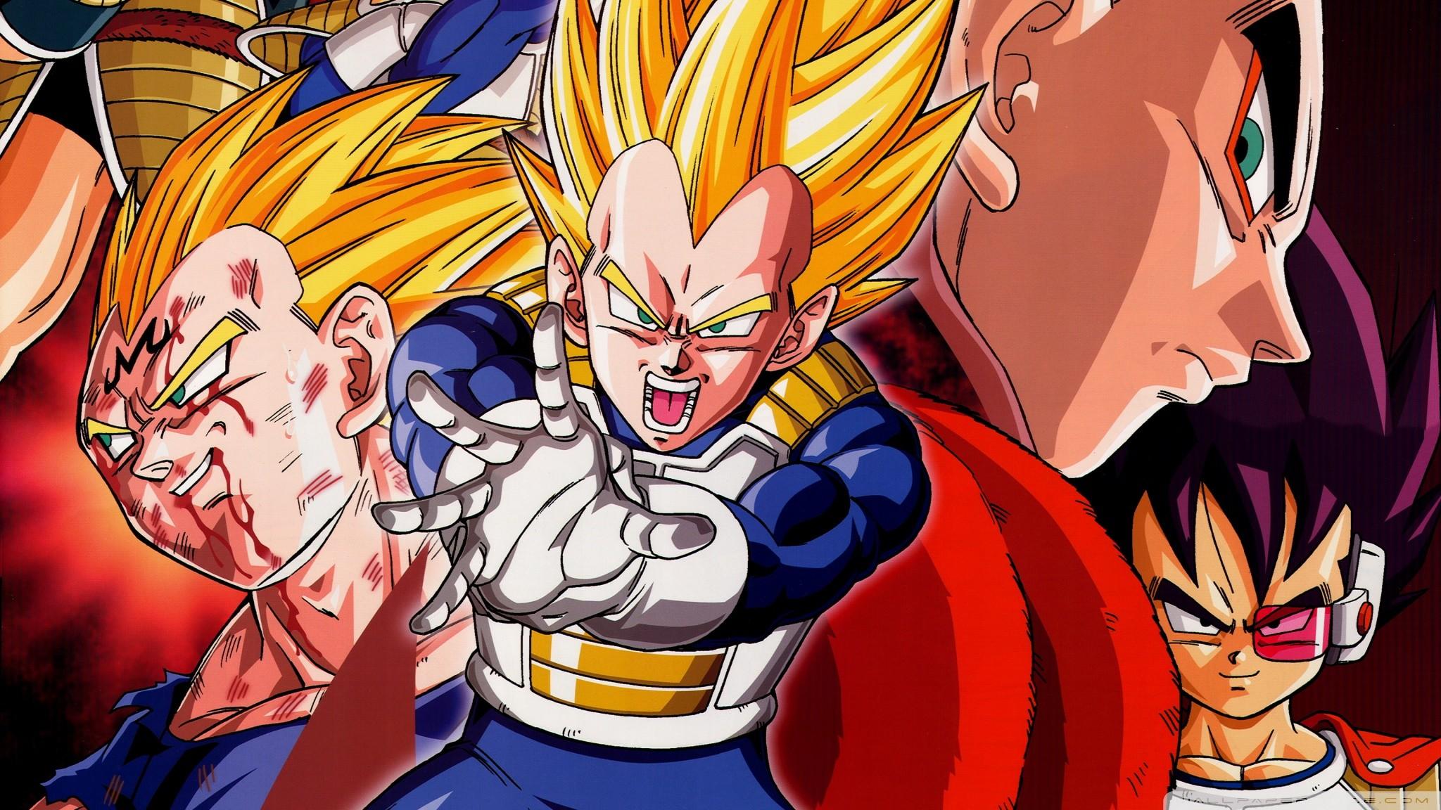Super Saiyan Goku Vs Vegeta HD Wallpaper   1920×1080   ID:56333