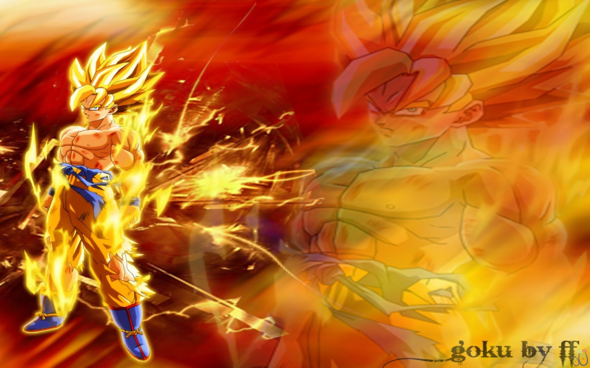 Dragon Ball Z Goku Wallpapers High Quality