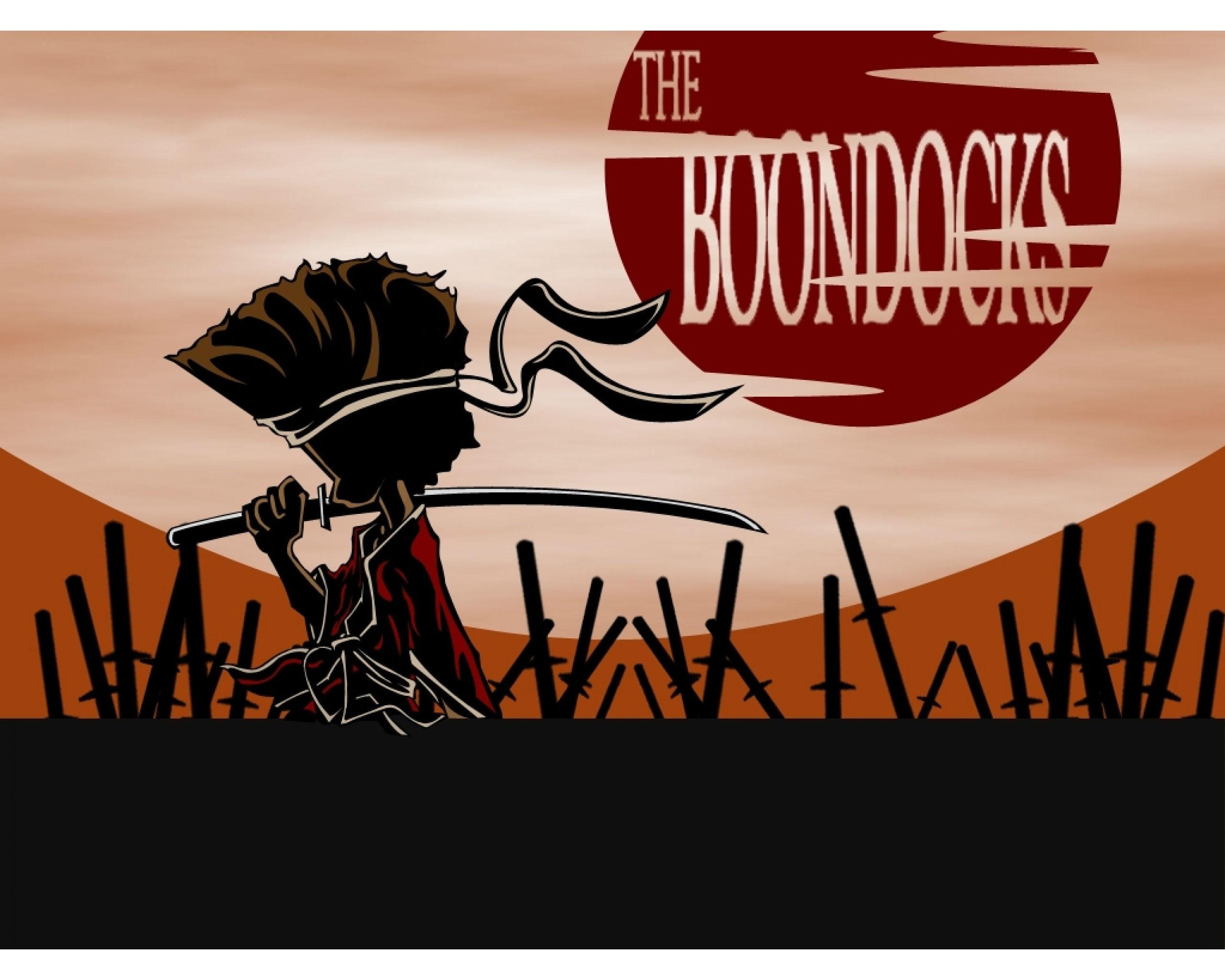 The Boondocks   2560 x 2048   Download   Close