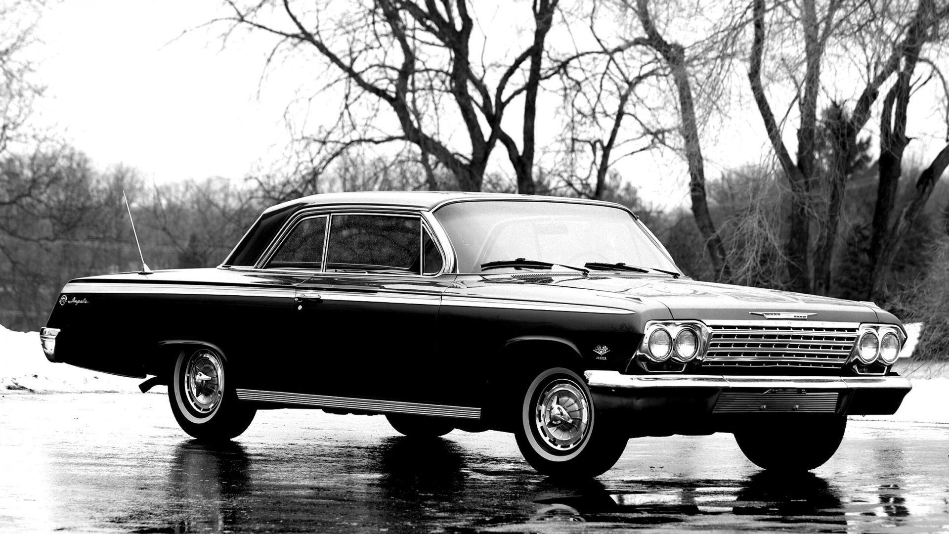 Chevrolet Impala 1967 Supernatural Wallpaper – 1milioncars.com