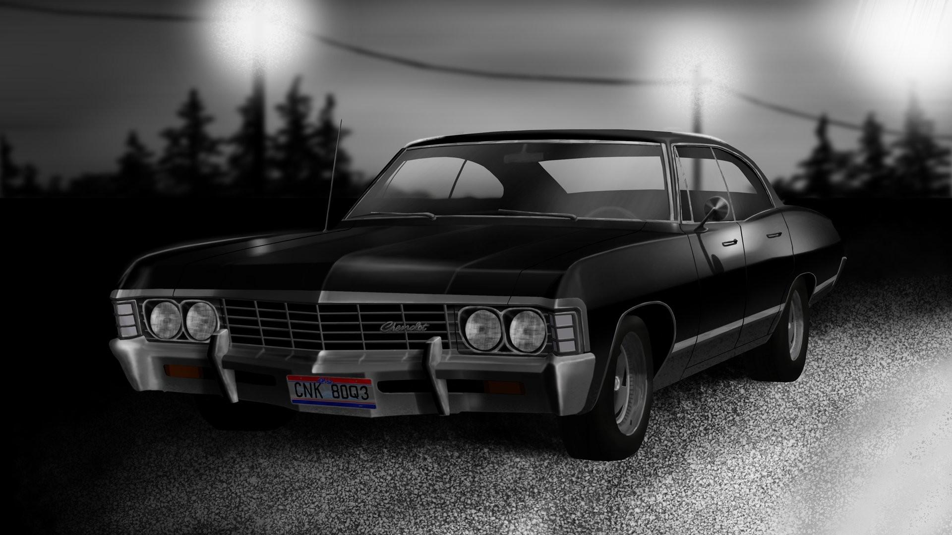 Sobrenatural Impala