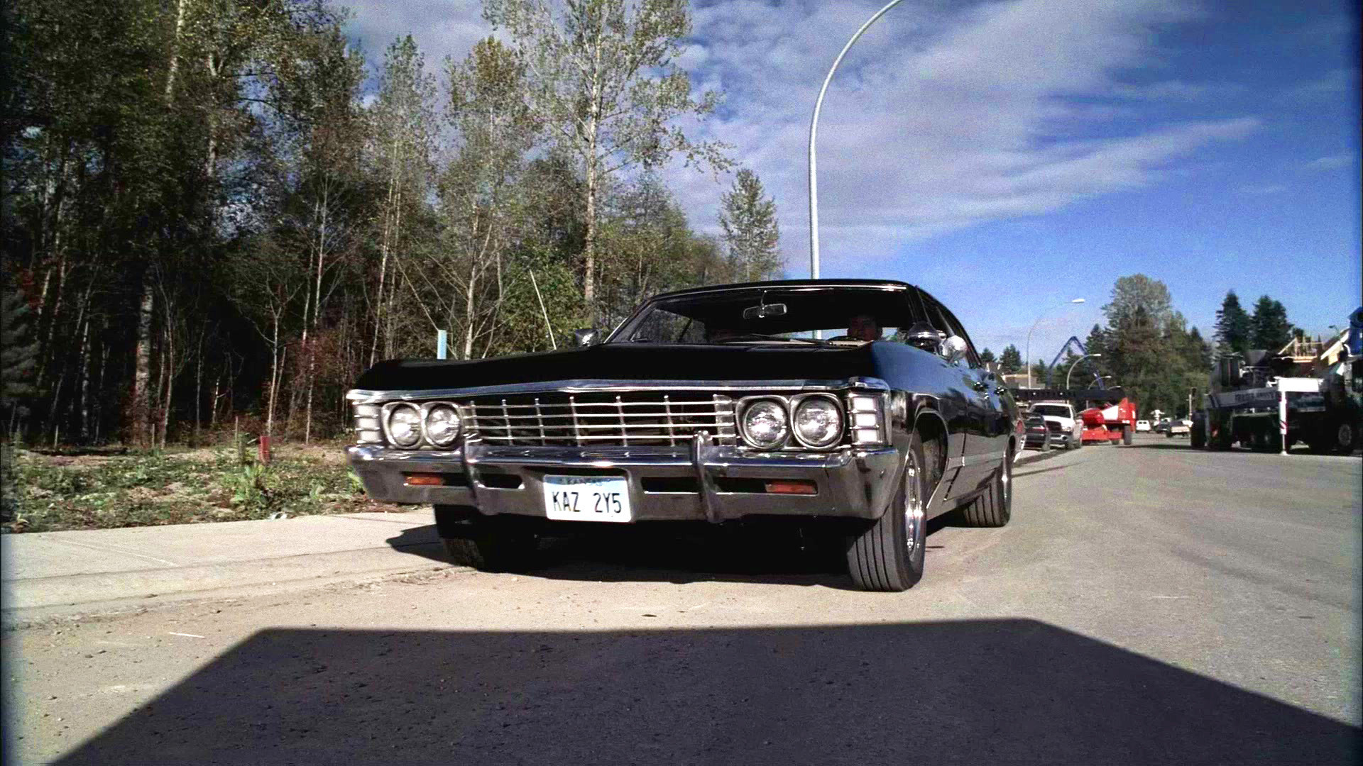 Supernatural Impala Wallpaper High Definition – Nekeran.com