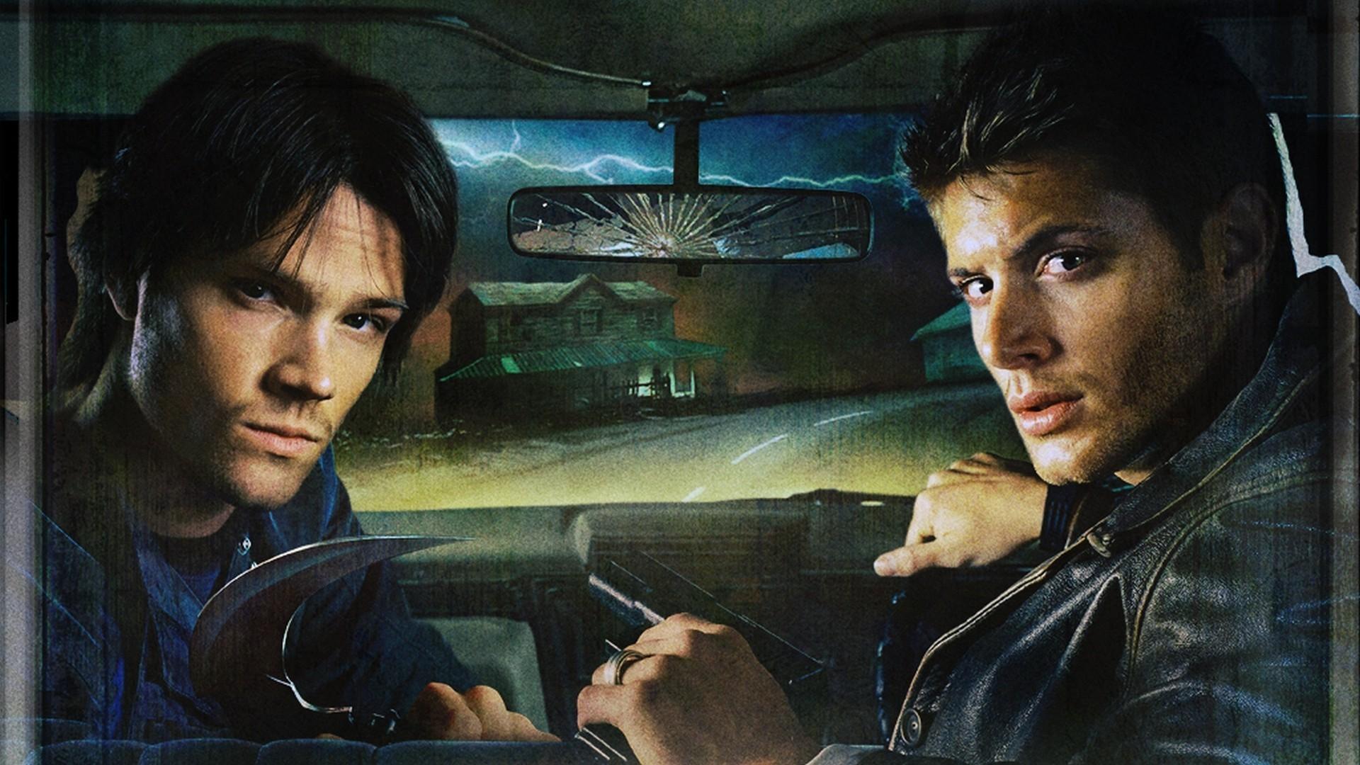 Sam and Dean Winchester – Supernatural wallpaper – 566096