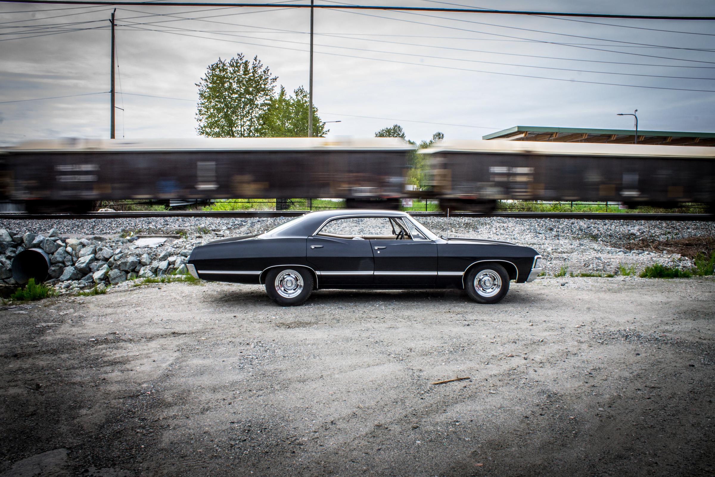 Supernatural Impala for Pinterest …