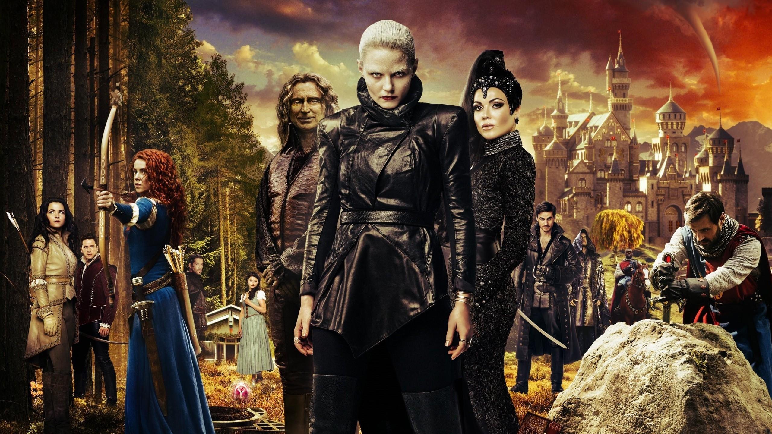 … x 1440 Original. Description: Download Once Upon a Time Season 5 TV  Series wallpaper …
