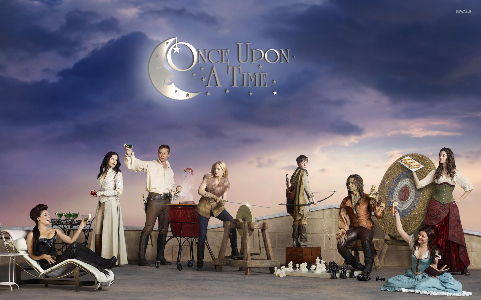 Once Upon a Time wallpaper jpg