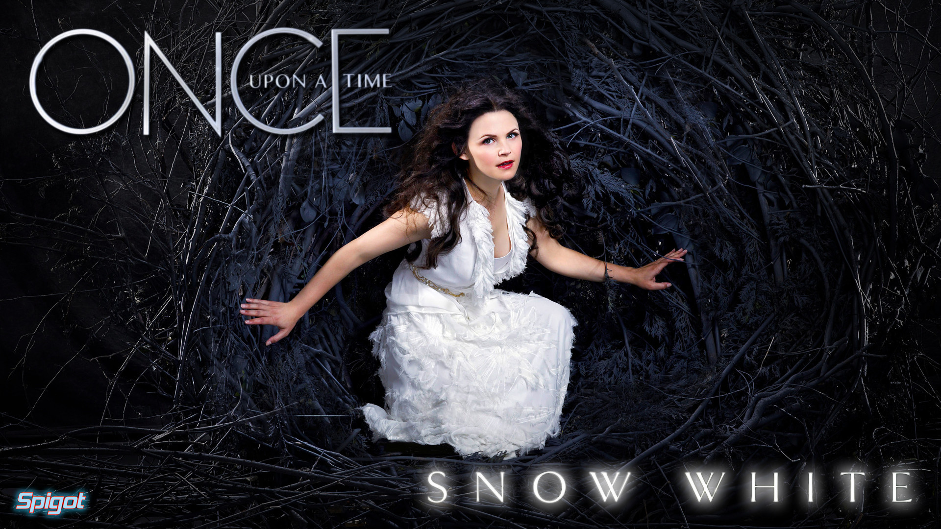 Once Upon A Time (Snow White) Wallpaper