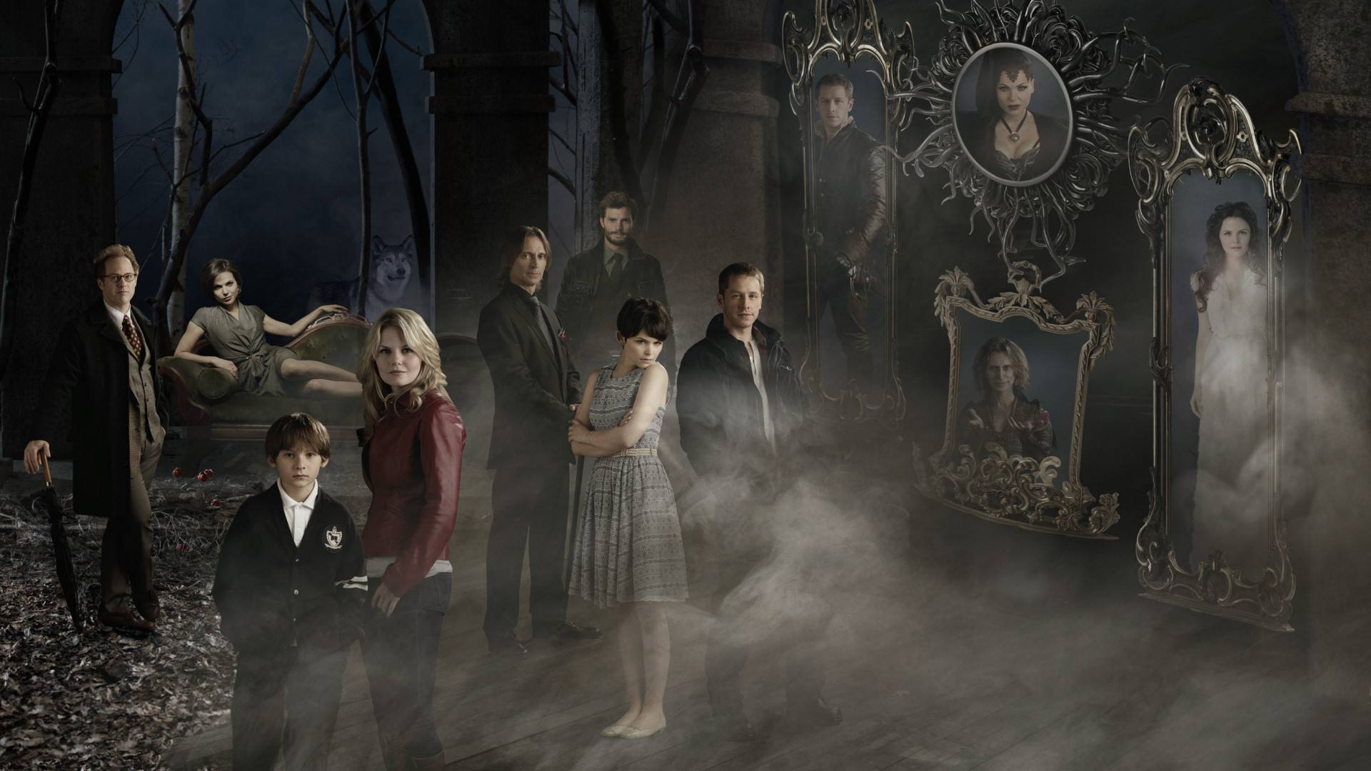 TV Show – Once Upon A Time Wallpaper