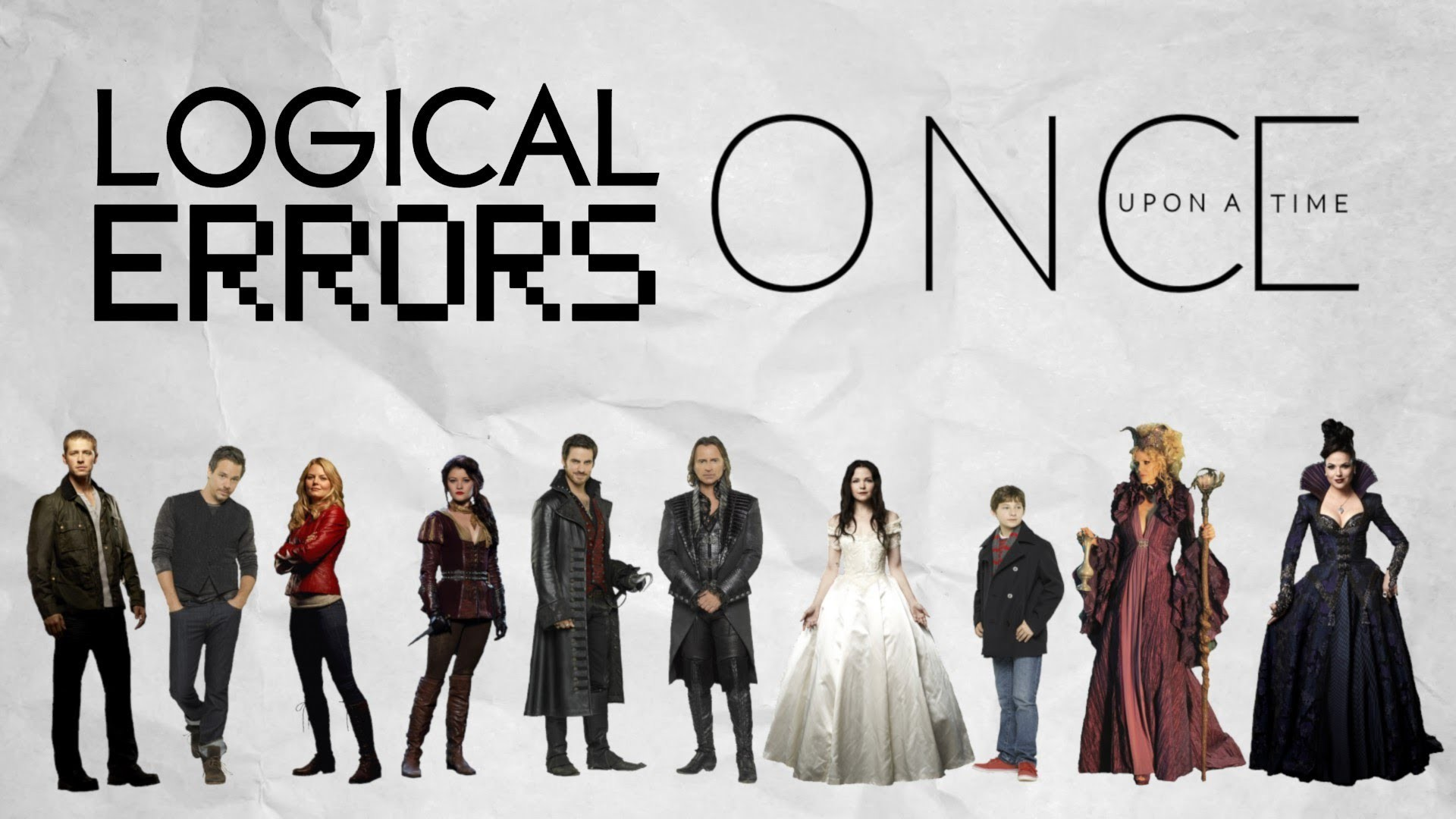 Logical Errors in Once Upon A Time: Season 1