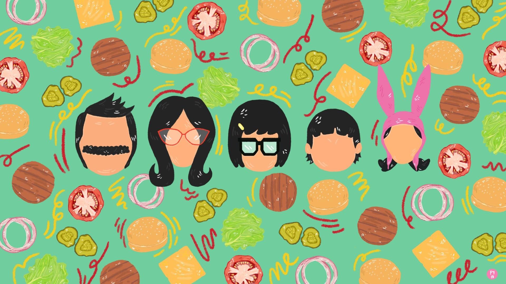 bobs burgers wallpaper tina …