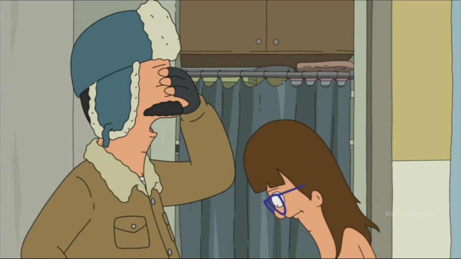 Image – Bob sees Gayle naked Season 6 CCA.png | Bob's Burgers Wiki | FANDOM  powered by Wikia